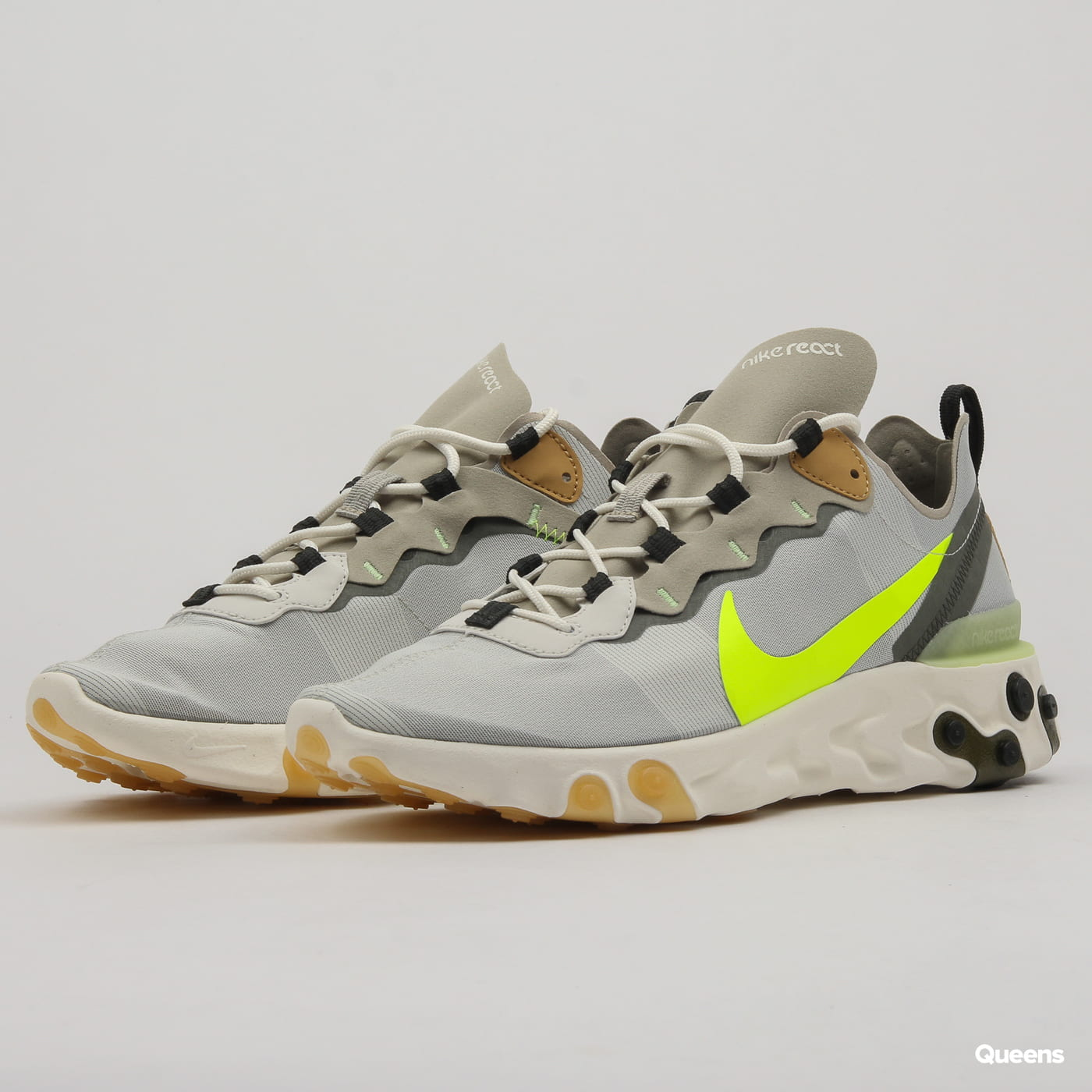 Sneakers Nike React Element 55 spruce