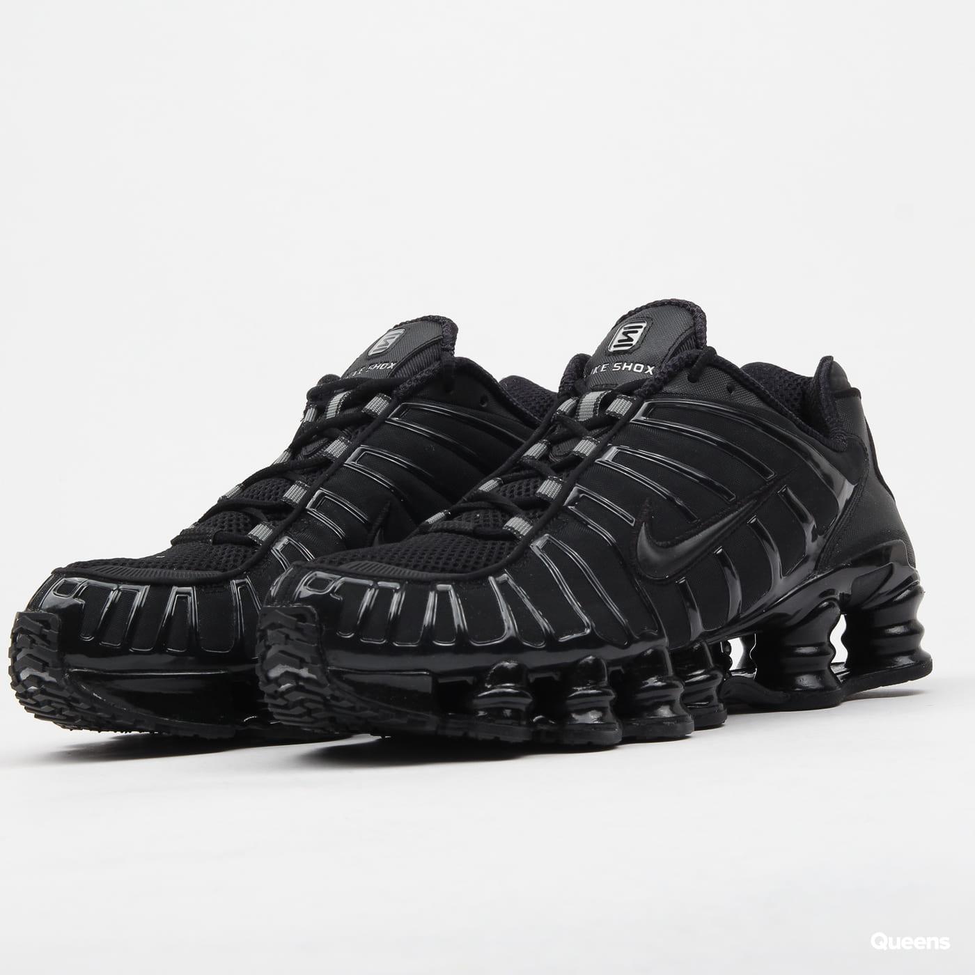 en soldes 8da68 92b3d Nike Shox TL black / black - black