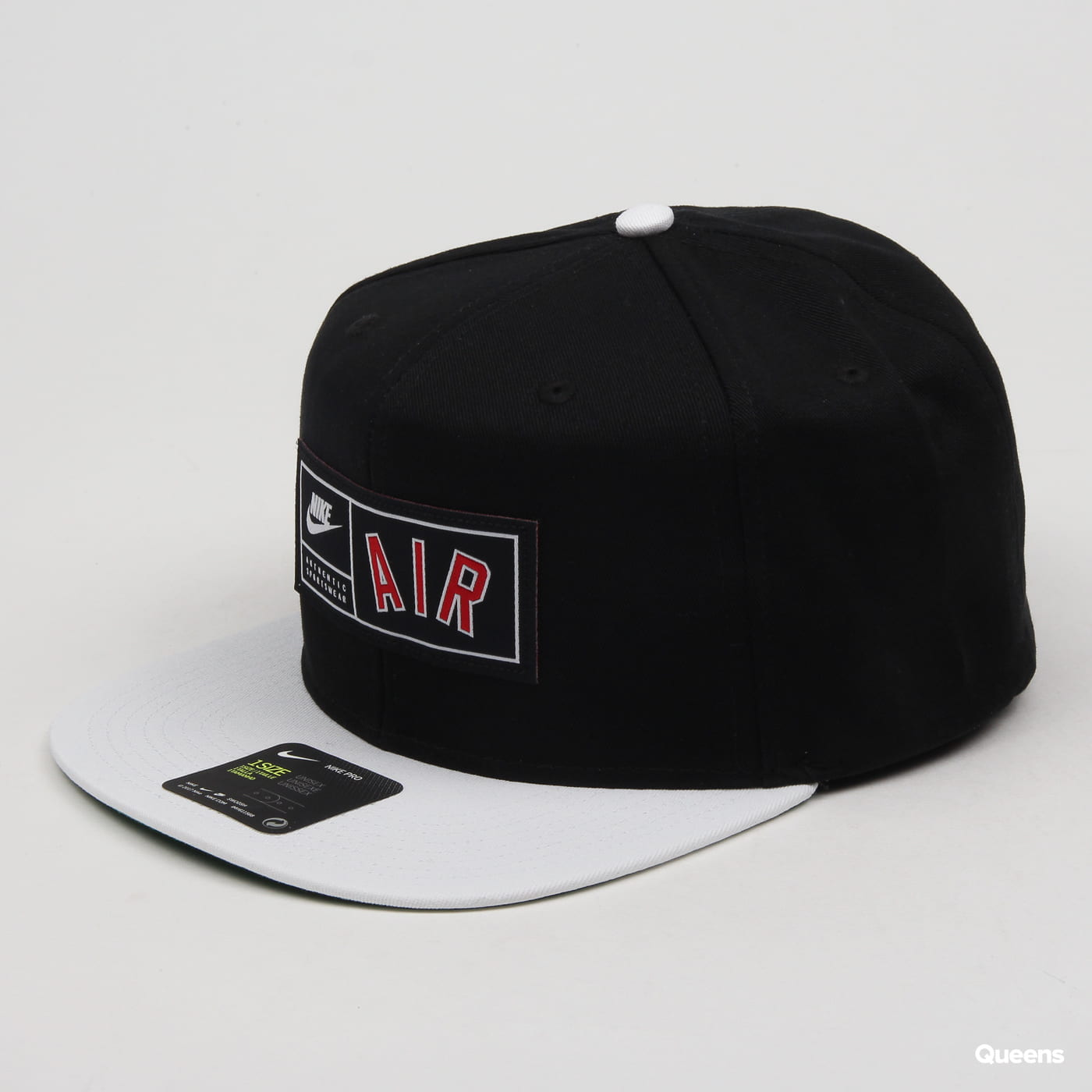 48467fe78 Nike U NSW Pro Cap Nike Air black / white