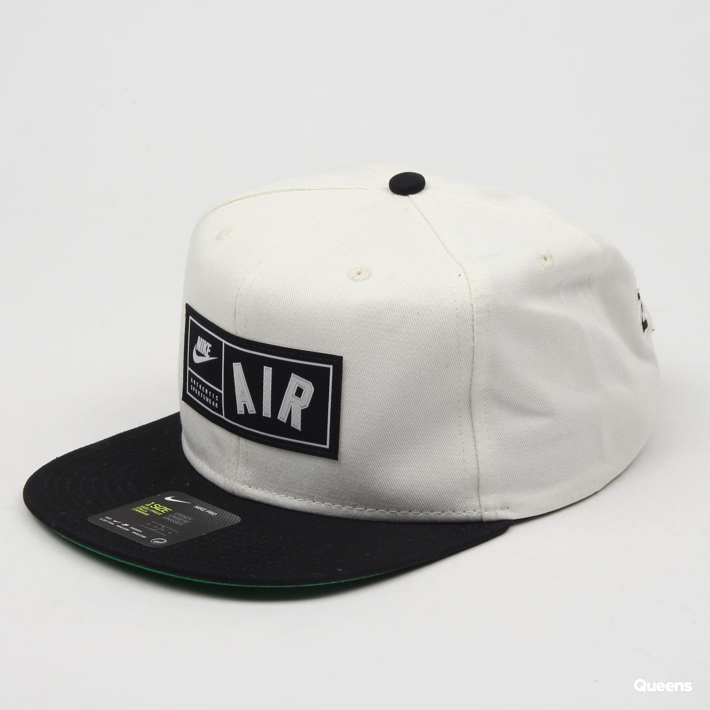 9167f573e Nike U NSW Pro Cap Nike Air white / black / green