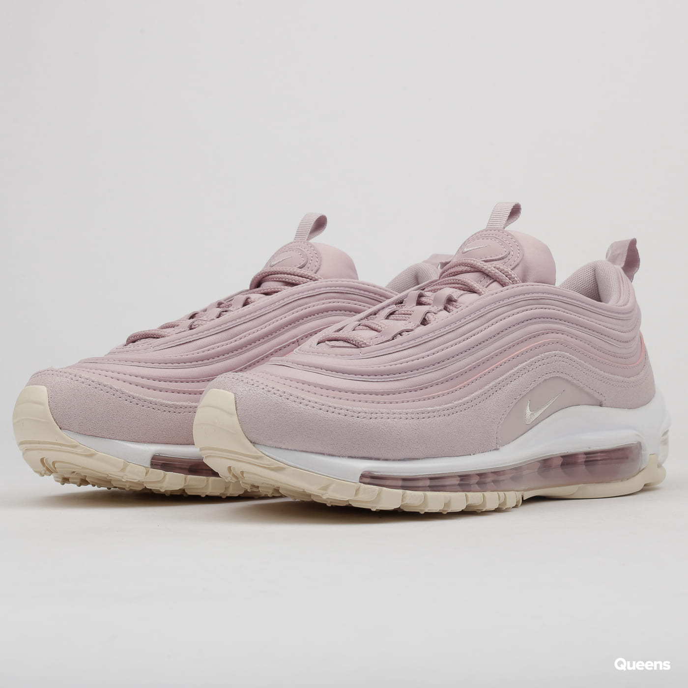 new product 613b9 a18d2 Nike W Air Max 97 Premium plum chalk / light cream