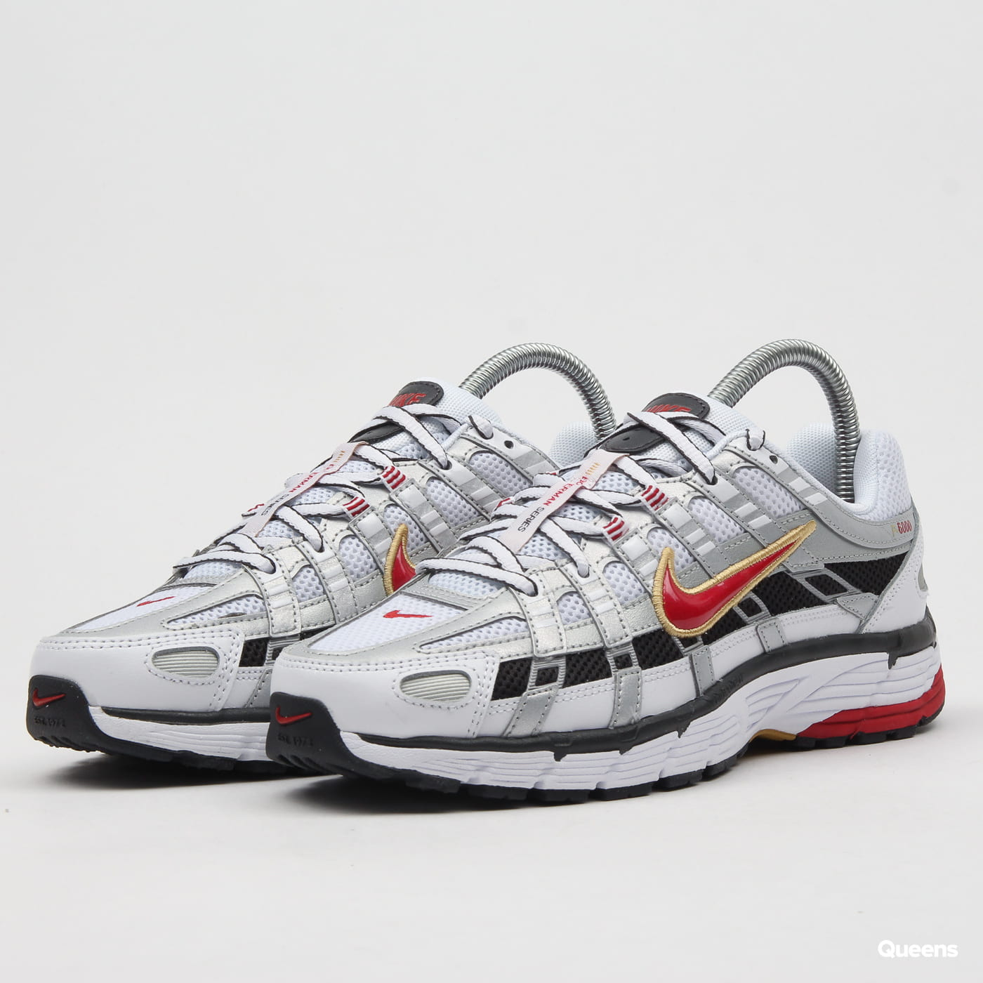 Nike W Nike P-6000 white / varsity red