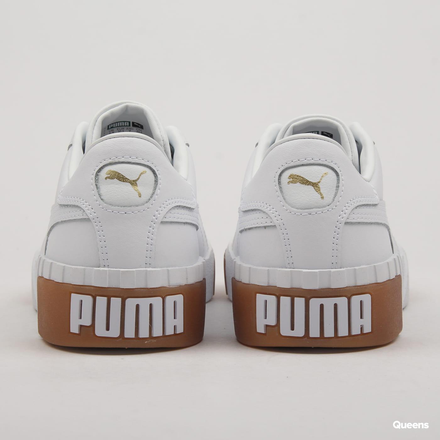Puma Cali Exotic Wn's puma white - puma white