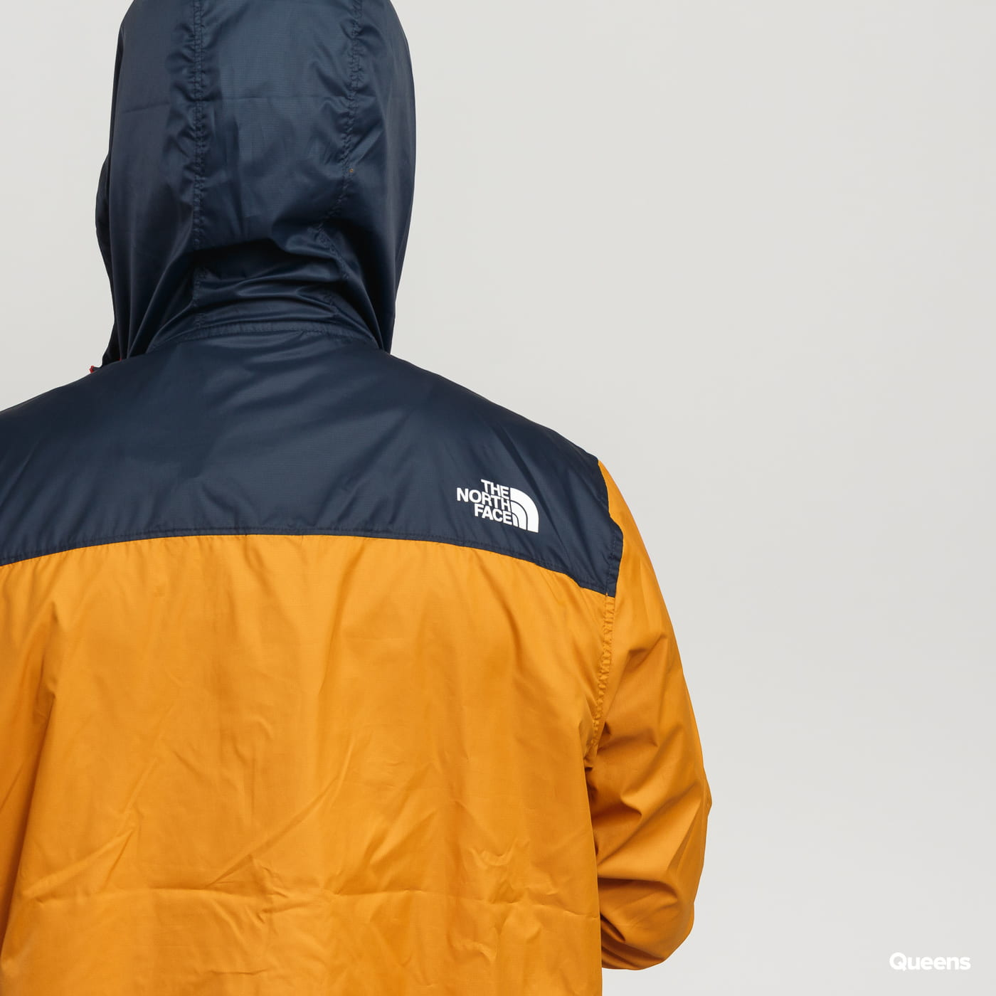 The North Face M 1990 SE Mountain Jacket orange / navy