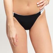 Calvin Klein Cheeky Bikini - Slip čierne / biele