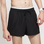 Calvin Klein Short Double Waistband černé