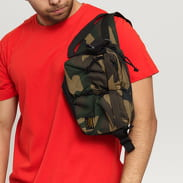Carhartt WIP Military Hip Bag camo zelená