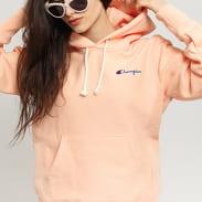 Champion Hooded Sweatshirt light orange