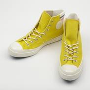 Converse Chuck 70 Hi bold citron / pink