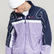 Fila Men Dan Woven Track Jacket světle fialová / navy