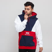 Helly Hansen Urban Retro Hoodie navy / červená / bílá