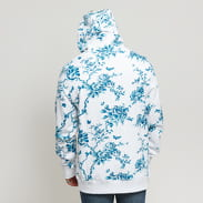 HUF Highline PO Hoodie bílá / modrá / mentolová