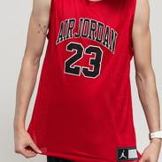 Jordan DNA Distorted Jersey červený