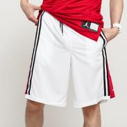 Jordan HBR Basketball Short bílé / červené / černé