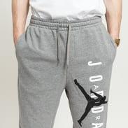 Jordan Jumpman Air LWT Fleece Pant melange šedé