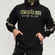 Mass DNM Shelter Hoody černá