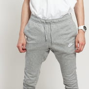 Nike M NSW Club Jogger FT melange šedé