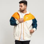 Nike M NSW HE WR Jacket HD krémová / oranžová