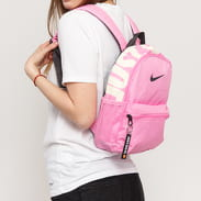 Nike NK Brasilia JDI Mini Backpack růžový