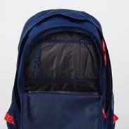 Nike NK Hayward Futura Backpack - Solid navy / červený