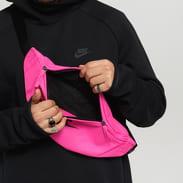 Nike NK Heritage Hip Pack neon růžová / černá