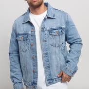 Soulland Shelton Denim Jacket light blue