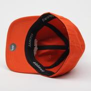 Stüssy Stock Fitted Low Cap oranžová