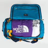 The North Face Base Camp Duffel - L tyrkysová