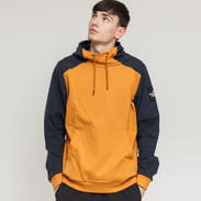 The North Face M Fine Box Hoodie oranžová / navy