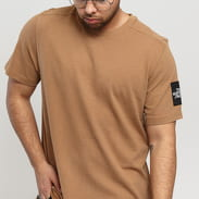 The North Face M SS Fine 2 Tee hnědé