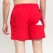 Tommy Hilfiger Slim Fit Medium Drawstring červené / navy / bílé