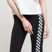 Urban Classics Ladies Side Check Leggings černé / bílé