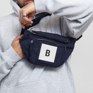 BAND OF OUTSIDERS B Logo Print Bumbag