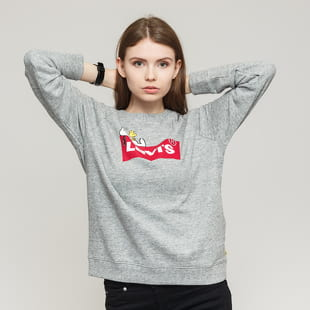 Levi's ® Relaxed Graphic Crew Peanuts