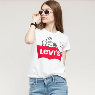 Levi's ® The Perfect Tee Peanuts HSMK T2