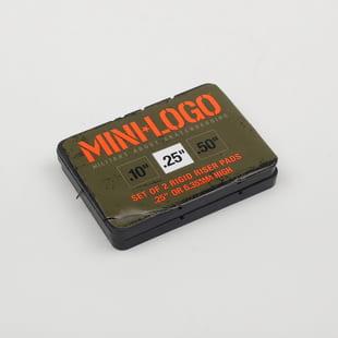 MINI*LOGO 2Pack Podložky 6.35 mm Plast