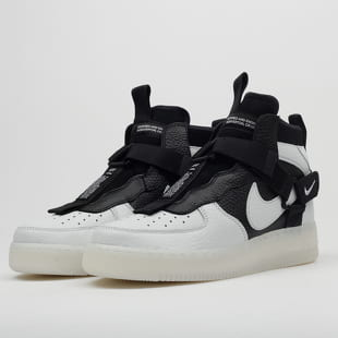 Sneakers Nike Air Force 1 Utility Mid Off White Black White