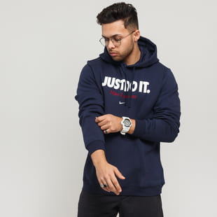 Nike M NSW Hoodie PO Embroided JDI