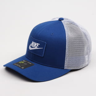 Nike U NSW CLC99 Cap Trucker dark blue white