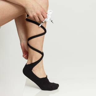 Nike W Sneaker Sox Knee High Lace - Up