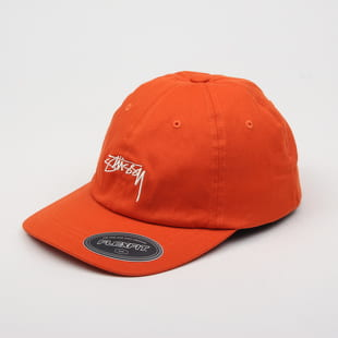 Stüssy Stock Fitted Low Cap