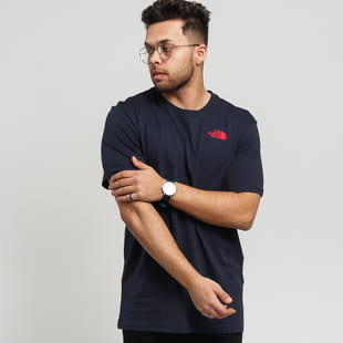The North Face M SS Red Box Tee