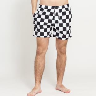 Urban Classics Check Swim Shorts