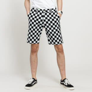 Urban Classics Check Twill Shorts