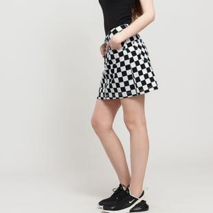 Urban Classics Ladies Check Twill Skirt