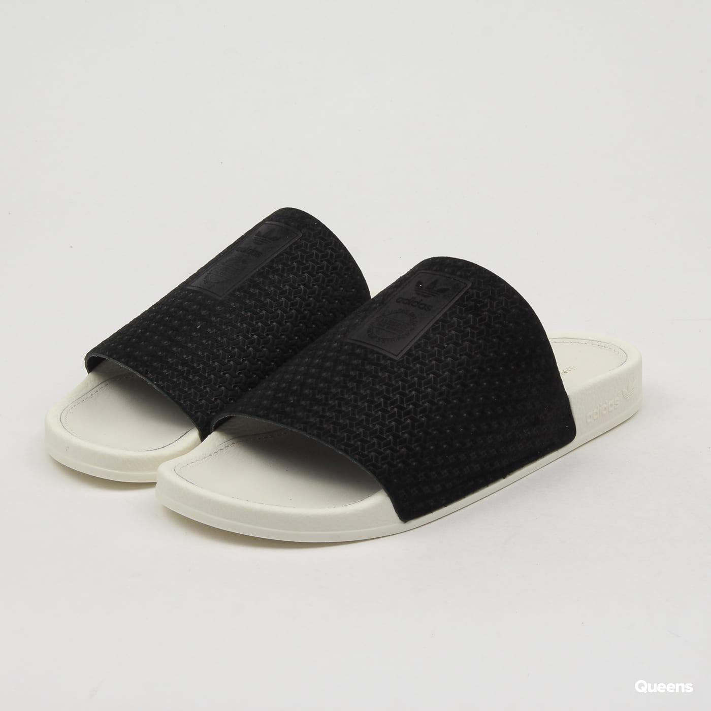 new style ce719 ff50e adidas Originals Adilette Luxe W (CG6554)– Queens 💚