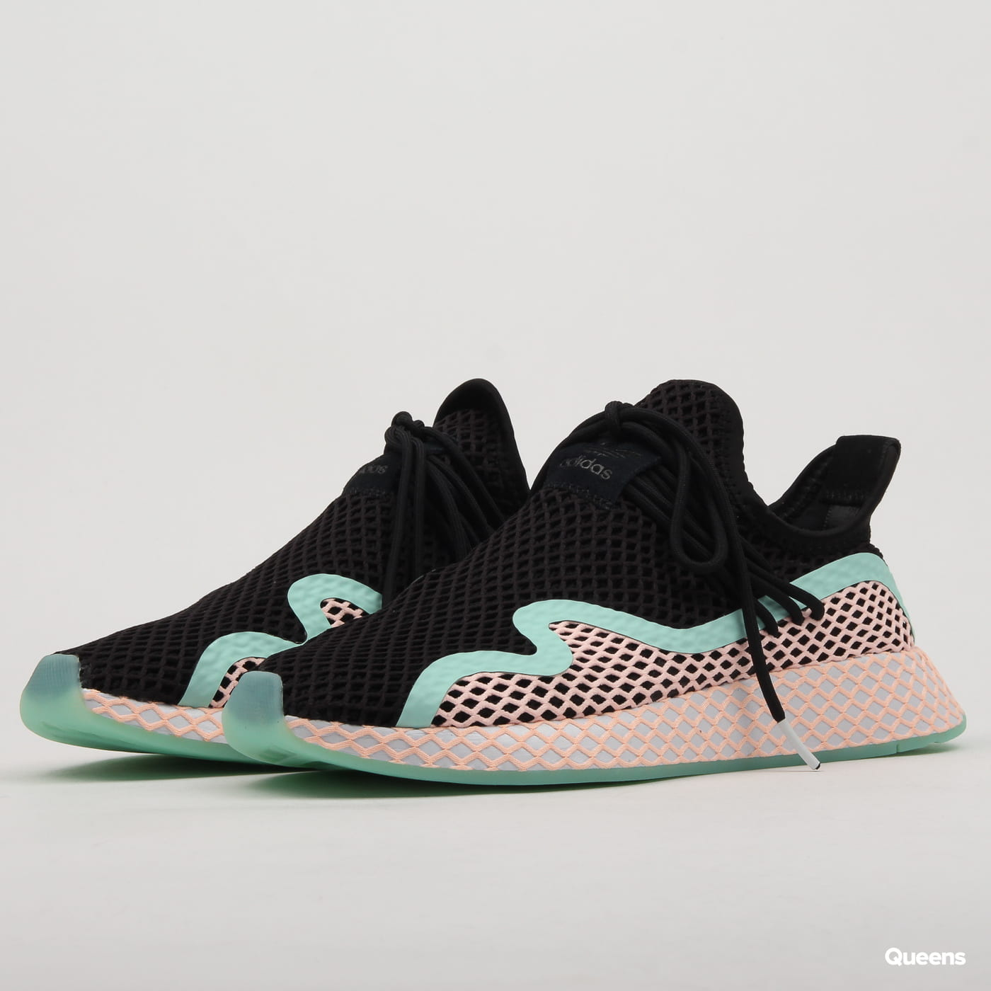 b67e671b9bb00 Sneakers adidas Originals Deerupt S (BD7880)– Queens 💚