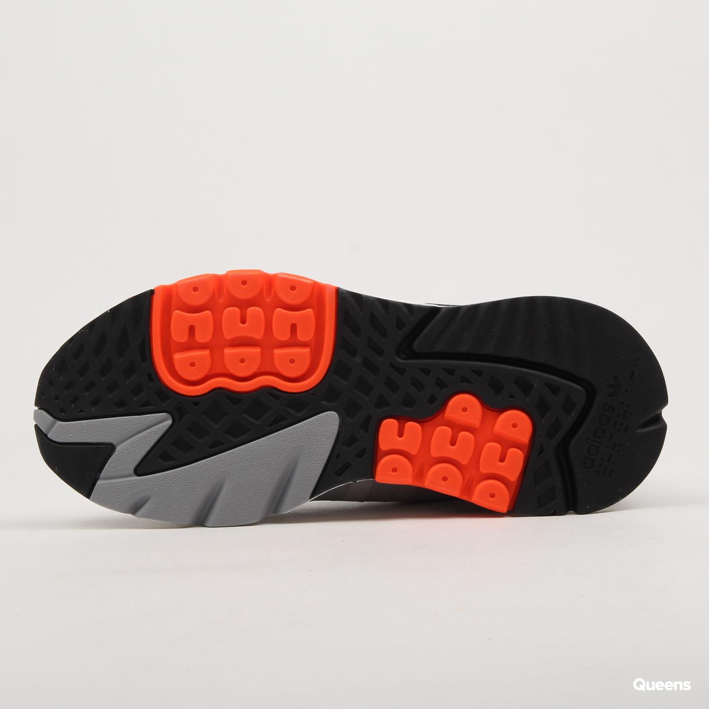 adidas Originals Nite Jogger gretwo / mgsogr / sorang