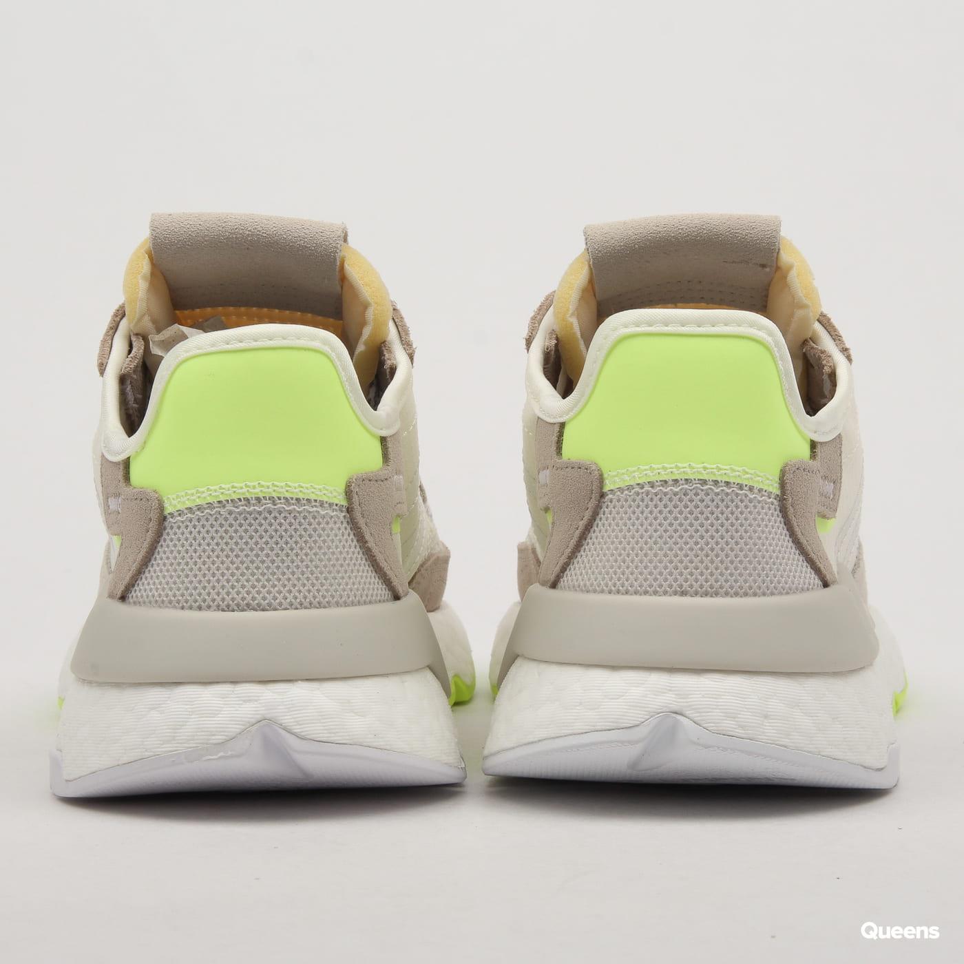 adidas Originals Nite Jogger W owhite / ftwwht / hireye