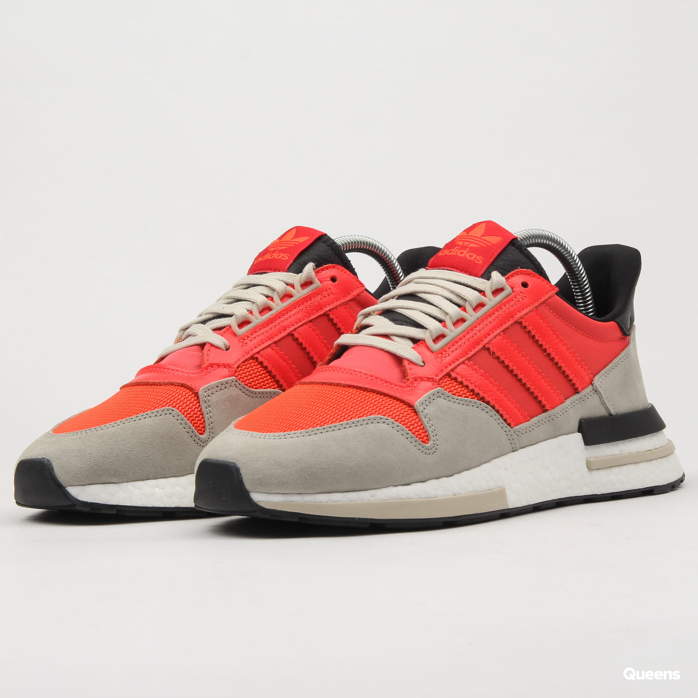 brand new arriving new design adidas Originals ZX 500 RM solar red / cblack / ftwwht